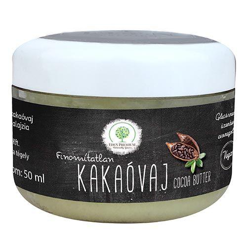 Éden Prémium Kakaóvaj (finomítatlan) 50 ml
