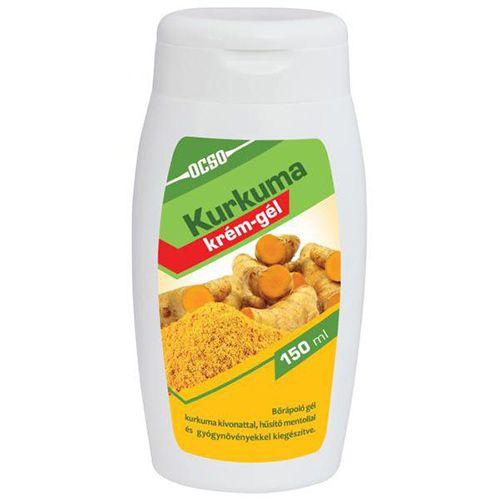 OCSO kurkuma krém-gél – 150 ml