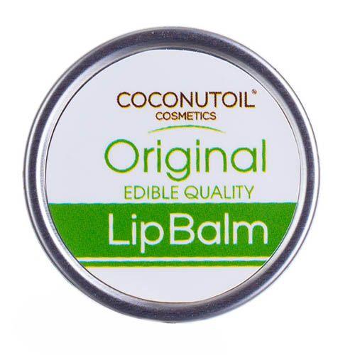 Coconutoil Bio Original ajakápoló balzsam 10 ml