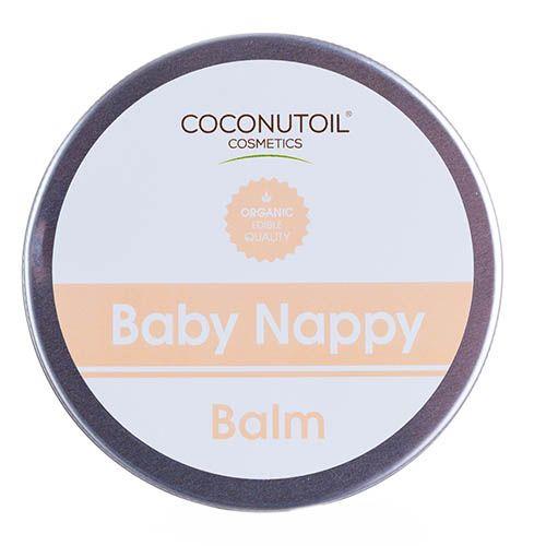 Coconutoil Bio Baba Popsikrém 100 ml